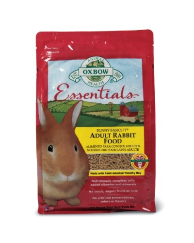 OXBOW ADULT RABBIT 4,54KG