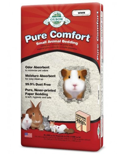 OXBOW PURE COMFORT WHITE 8,2LT