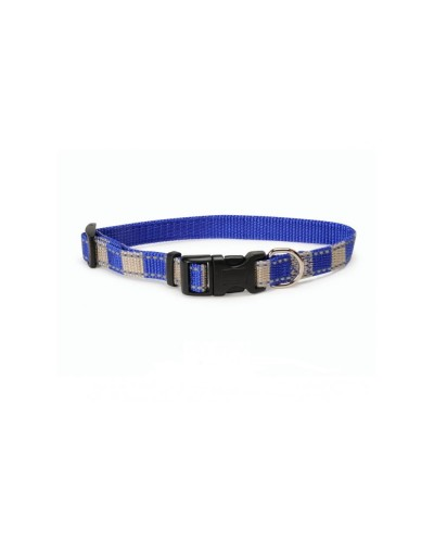 STRIPE REFLEX BLUE M
