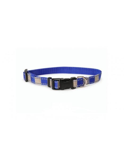 STRIPE REFLEX BLUE M