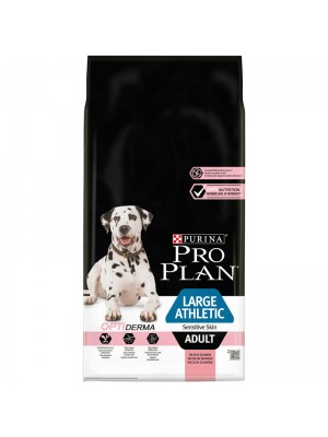 PROPLAN LARGE ATHLETIC ADULT SENSITIVE SKIN ΣΟΛΟΜΟΣ 14KG