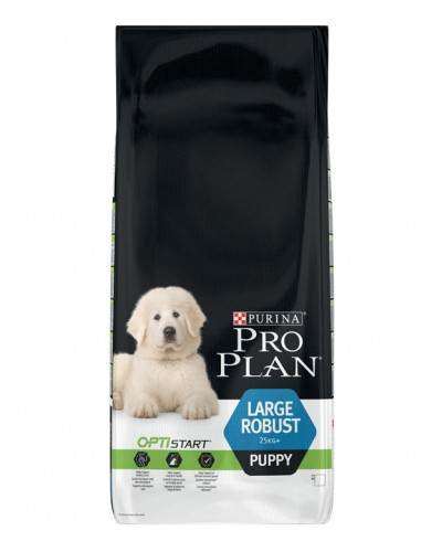 PROPLAN PUPPY LARGE ROBUST ΚΟΤΟΠΟΥΛΟ 12KG