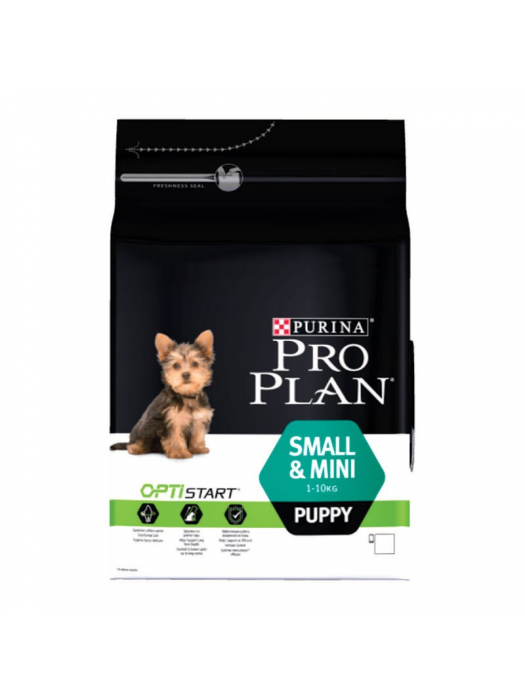 PROPLAN PUPPY SMALL&MINI ΚΟΤΌΠΟΥΛΟ 3KG