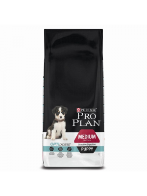 ProPlan Puppy Medium Sensitive Digestion Αρνι 3kg