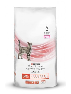 PURINA DM DIABETES FELINE FORMULA 1,5KG