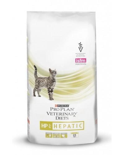 PURINA HP FELINE HEPATIC VETERINARY DIETS 1,5KG