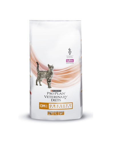 PURINA OM Obesity Management FELINE FORMULA 1,5KG
