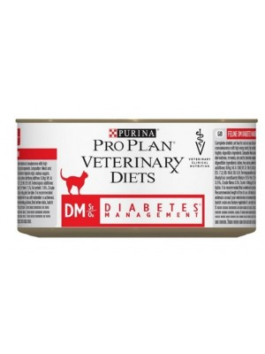 DM DIABETES MANAGEMENT FELINE 195GR