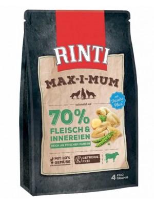 RINTI MAX-I-MUM ΠΑΤΣΑΣ (ΕΝΤΟΣΘΙΑ) 4KG