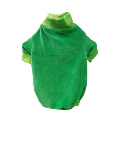 FLEECE GREEN
