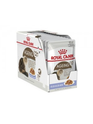 ROYAL CANIN AGEING +12 IN JELLY 85gr/12ΤΜΧ