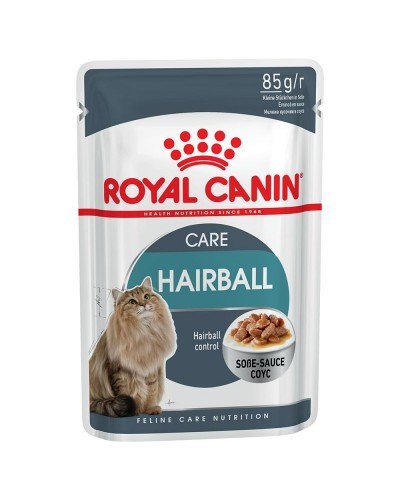 ROYAL CANIN HAIRBALL CARE GRAVY 85GR
