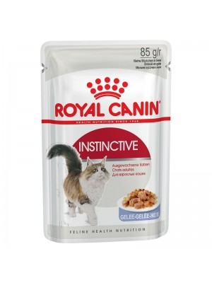 ROYAL CANIN ADULT INSTICTIVE IN JELLY 85gr