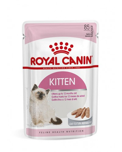 ROYAL CANIN KITTEN INSTICTIVE LOAF 85GR
