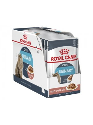 ROYAL CANIN URINARY CARE GRAVY 85GR/12τμχ