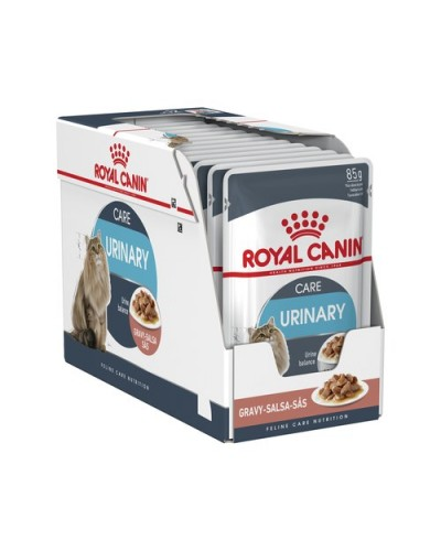 ROYAL CANIN URINARY CARE GRAVY 85GR/12τμχ