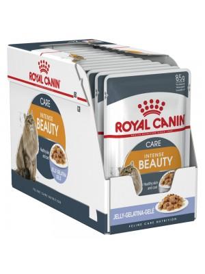 ROYAL CANIN INTENSE BEAUTY IN JELLY 85gr/12τμχ