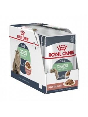 ROYAL CANIN DIGEST SENSITIVE IN GRAVY 85gr/12ΤΜΧ