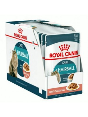 ROYAL CANIN HAIRBALL CARE GRAVY 85GR/12ΤΜΧ