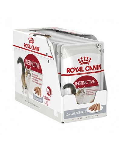 ROYAL CANIN ADULT INSTICTIVE LOAF 85GR/12ΤΜΧ