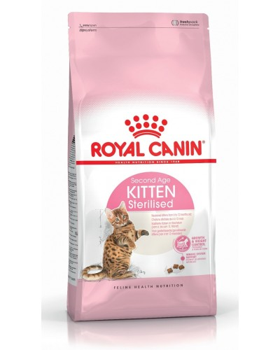 ROYAL CANIN KITTEN STERILISED 400gr