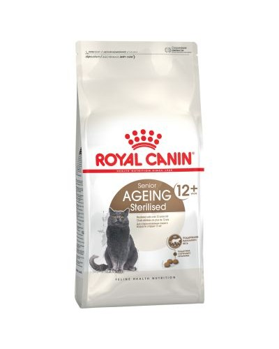 ROYAL CANIN AGEING STERILISED 12+ 400gr