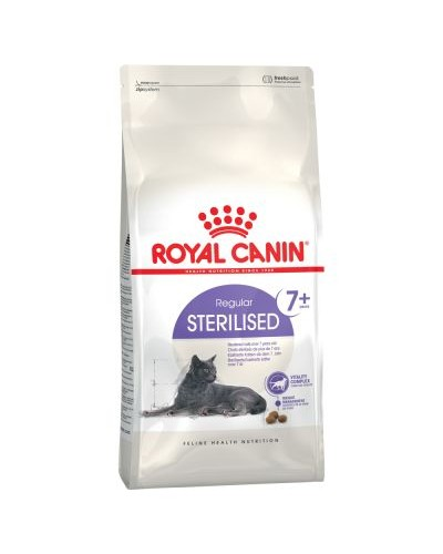 ROYAL CANIN STERILISED +7 400gr