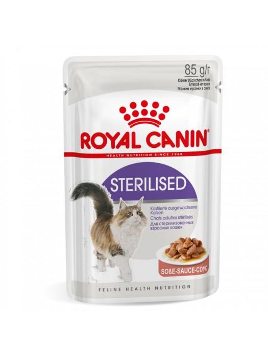 ROYAL CANIN STERILISED IN GRAVY 85gr
