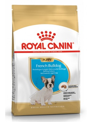 ROYAL CANIN FRENCH BULLDOG PUPPY 3Kg