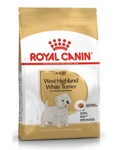 ROYAL CANIN WEST HIGHLAND WHITE TERRIER 3kg
