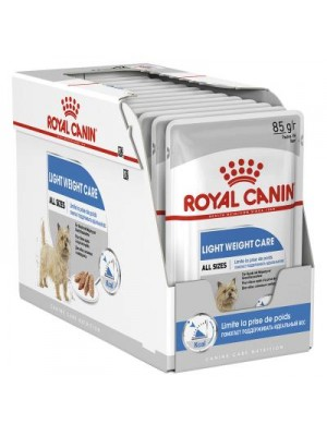ROYAL CANIN LIGHT POUCH 85GR / 12 ΦΑΚΕΛΑΚΙΑ