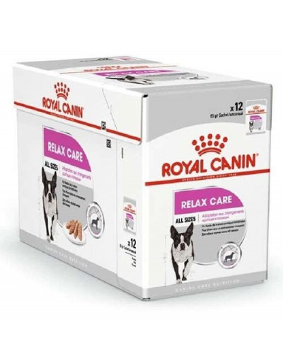 ROYAL CANIN RELAX CARE POUCH 85GR / 12 ΦΑΚΕΛΑΚΙΑ