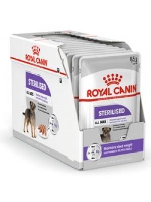 ROYAL CANIN STERILISED POUCH 85GR / 12 ΦΑΚΕΛΑΚΙΑ
