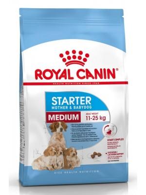 ROYAL CANIN MEDIUM STARTER 4KG