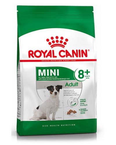 ROYAL CANIN MINI ADULT 8+ 8kg