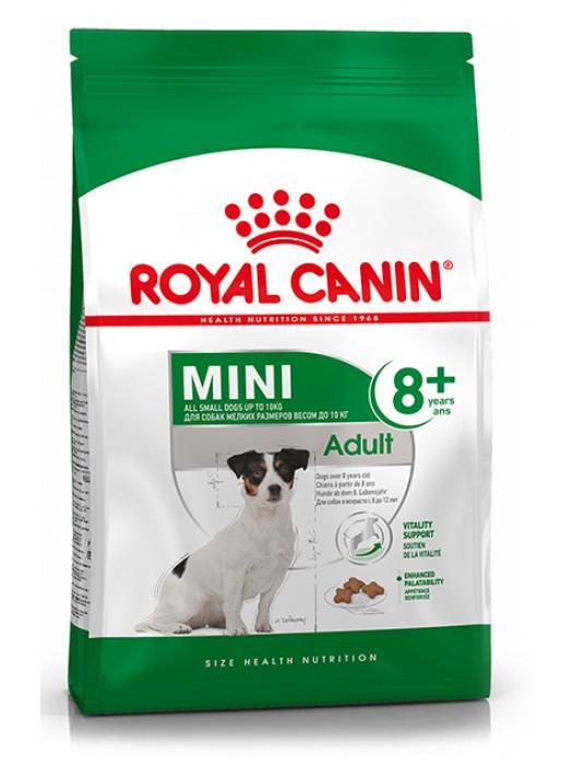ROYAL CANIN MINI ADULT 8+ 2kg