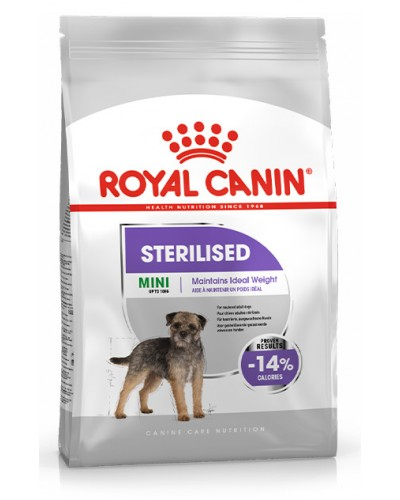 ROYAL CANIN MINI STERILIZED 1kg