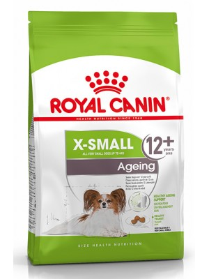 ROYAL CANIN XSMALL AGEING +12 1,5KG
