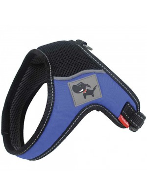 EVEREST HARNESS BLUE M