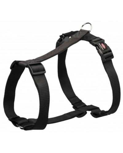 PREMIUM H-HARNESS TRIXIE BLACK M-L