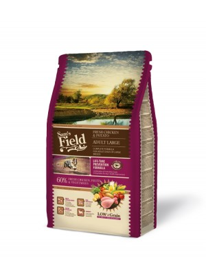 SAM'S FIELD ADULT LARGE 2,5kg