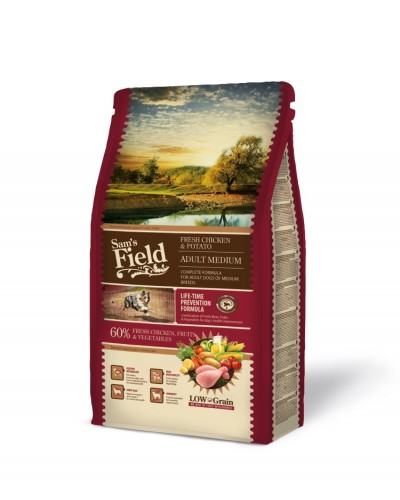 SAM'S FIELD ADULT MEDIUM 13kg