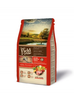 SAM'S FIELD ADULT MINI 800GR