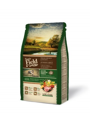 SAM'S FIELD JUNIOR LARGE 2,5KG