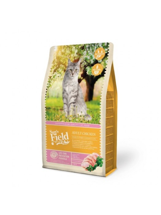 SAM'S FIELD CAT ADULT ΚΟΤΟΠΟΥΛΟ 2,5kg