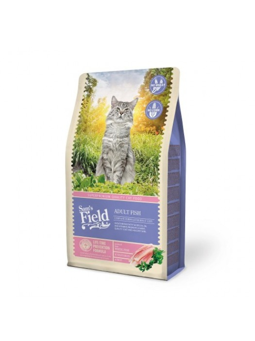 SAM'S FIELD CAT ADULT ΨΑΡΙ 400GR