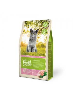 SAM'S FIELD CAT STERILIZED 2,5kg