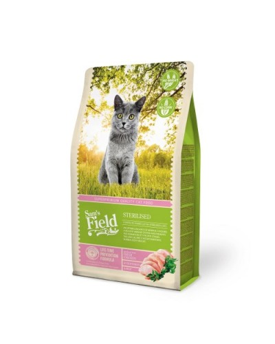 SAM'S FIELD CAT STERILIZED 400gr
