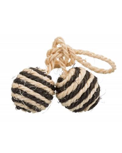 SISAL Balls on a Rope