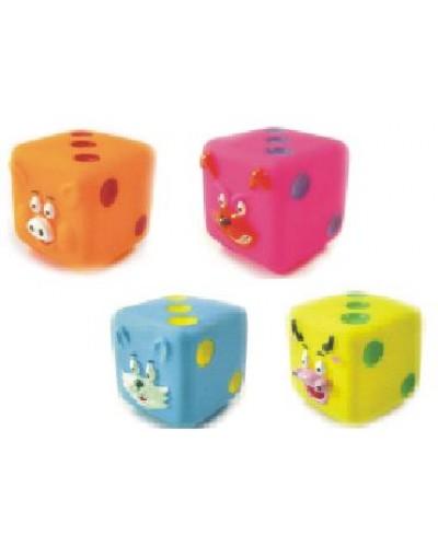 vinyl dice με ηχο 7cm